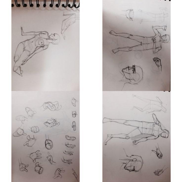 인체,손연습