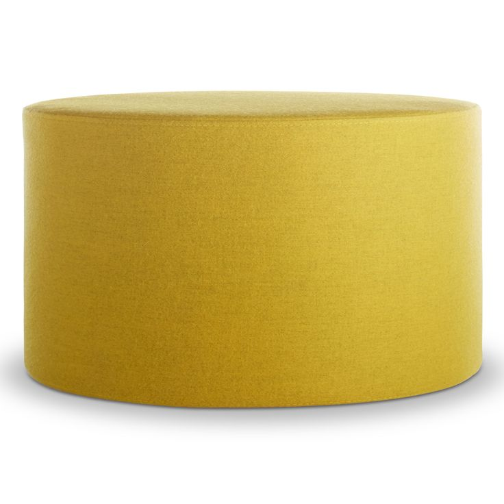 yellow large round ottoman trays serving tray square slipcover covers
