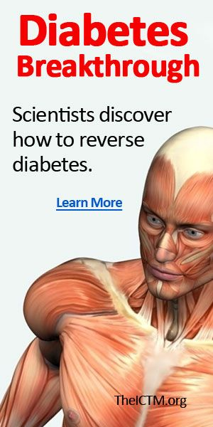 Diabetes Breaththrough. Scientists discover how to reverse diabetes