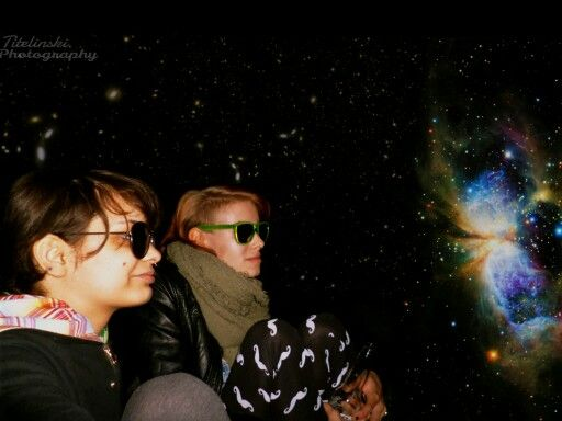 L☆ST in SPACE!