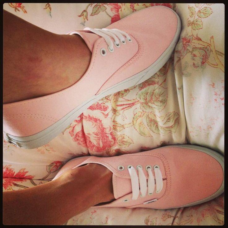 Estos zapatos rosados son la manera perfecta para formar mi verano increíblemente.