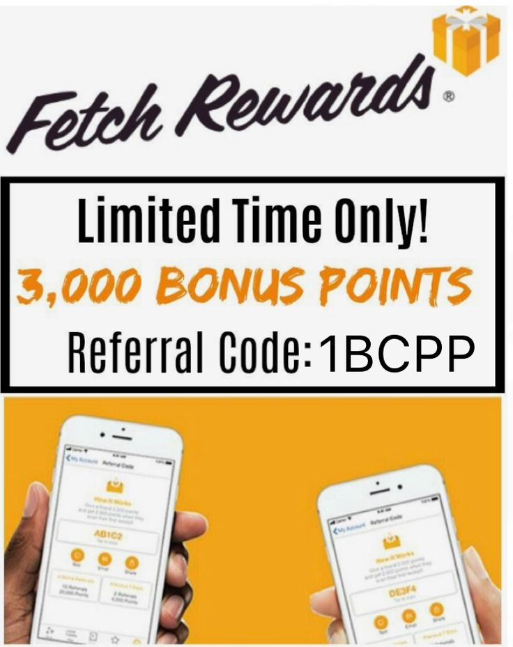 Fetch Rewards Download Today 1. Scan Your Grocery Receipts