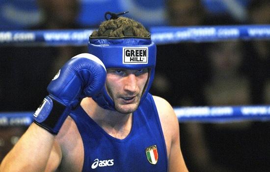 Olimpiadi Londra 2012: Roberto Cammarelle