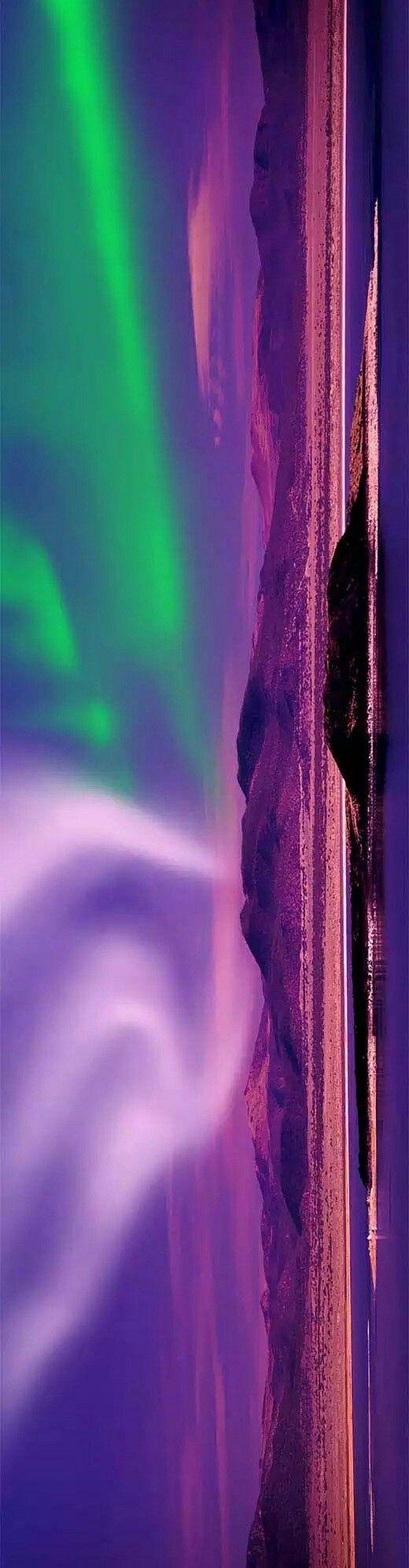 Spectacular Aurora Borealis Northern Lights