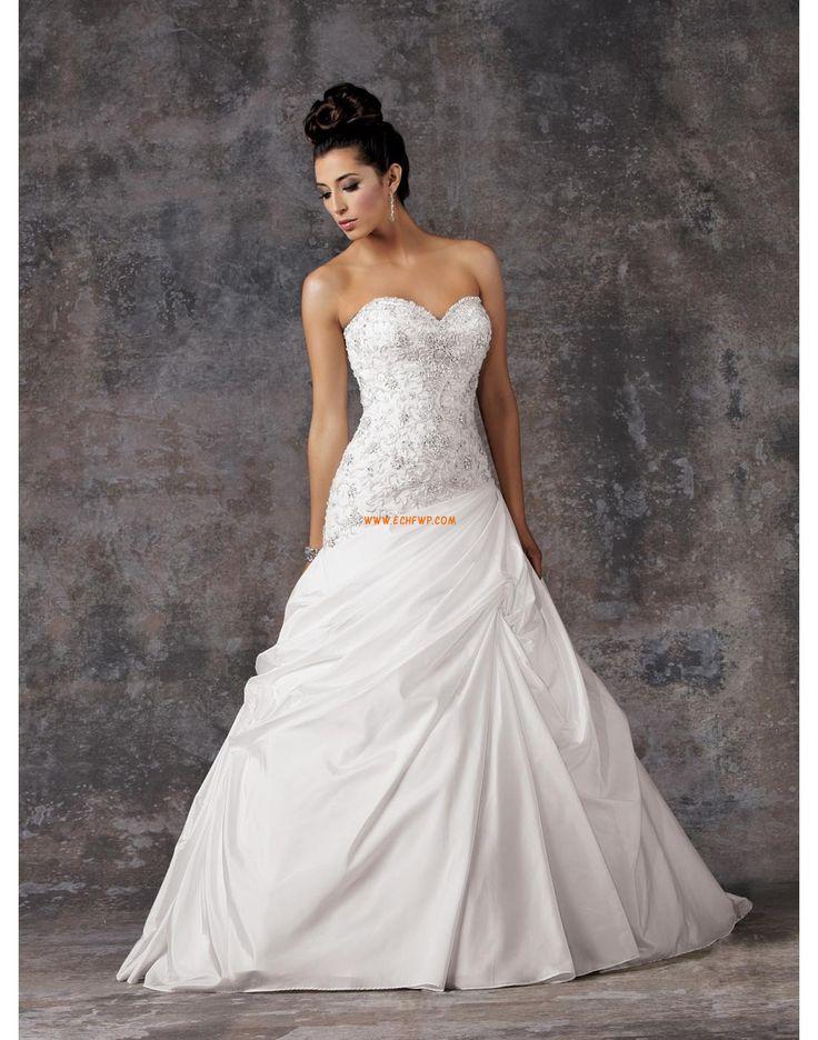 Kjæreste Vår Beading Designer brudekjoler