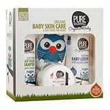 How adorable is this Organic gift set, that is not only certified organic but is cruelty free too.