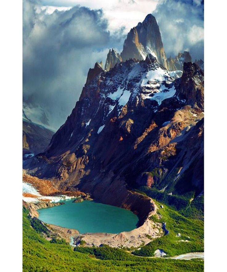 The top travel destinations around the world for everyone's travel bucket list: Patagonia