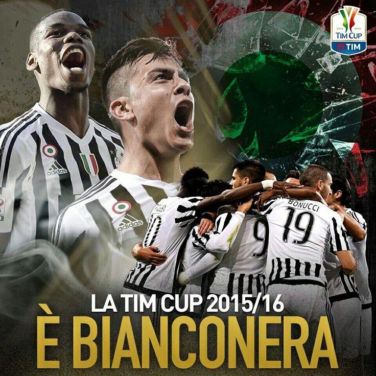 TIM CUP 2016 Juventus gran bicampeon