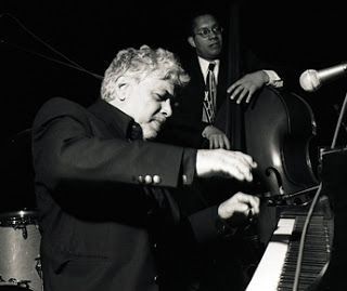 Monty Alexander at Tanglewood on Sunday, August 25
