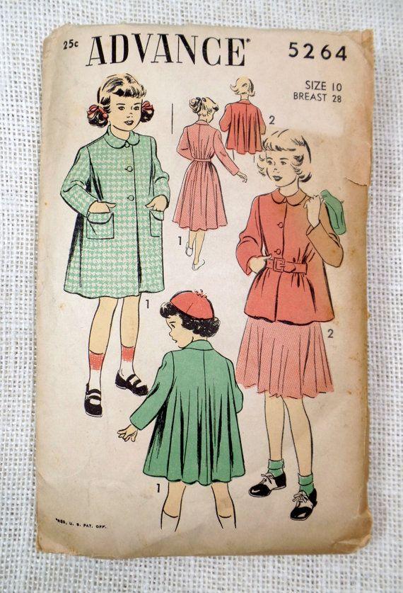 38 besten Sewing Patterns Bilder auf Pinterest   Kleidermuster ...