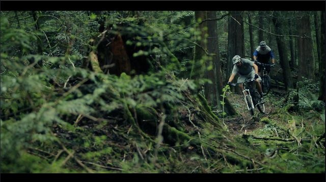 "Simmons and Vanderham Ride ""Cross Country"" on Element by Rocky Mountain Bicycles. Who says 120mm travel cross county bikes can't be tough and beg to be ridden hard? Our aluminum Element and carbon fiber Element MSL share the same geometry and suspension technologies and both will change how you feel about cross country bikes. Just ask Wade Simmons and Thomas Vanderham who have way too much fun on theirs"