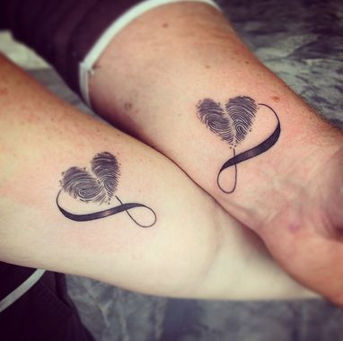 Tattoos ideas for couples - MyTattooLand