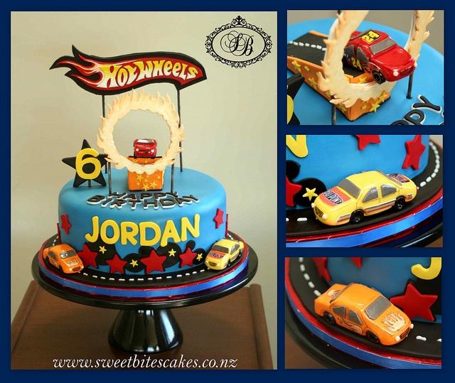 Hot Wheels Cake   torte   Pinterest