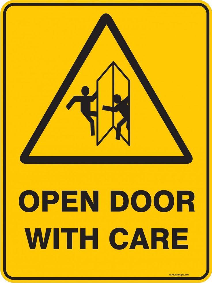осторожно дверь картинки женщины