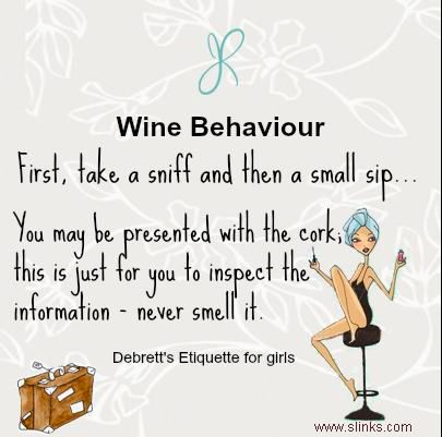 Make sure you drink it too! x