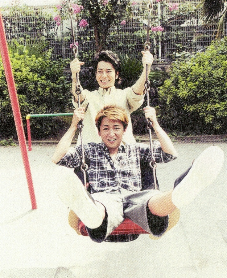 Satoshi and jun :*