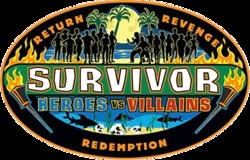 Survivor - Season 20 - Heroes vs. Villians; Redemption - 2010 -- Upolu, Samoa