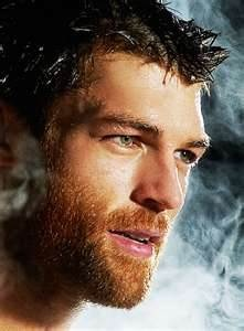 Liam McIntyre~ miss him as Spartacus, he really stepped into that role. Gorgeous~