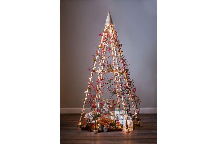 christmas second christmas modern christmas trees wood christmas tree ...