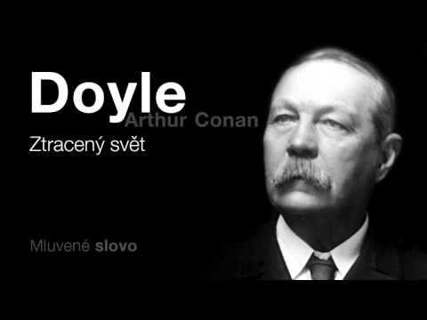 MLUVENÉ SLOVO - Doyle, Arthur Conan: Ztracený svět (DOBRODRUŽNÉ) - YouTube