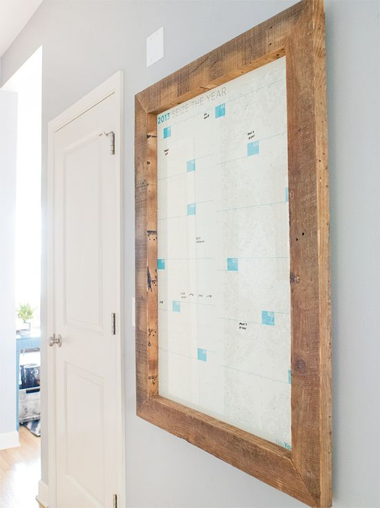 Diy Large Wall Calendar : Best ideas about large wall calendar on pinterest