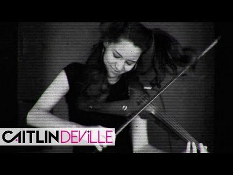 Subeme La Radio (Enrique Iglesias) - Electric Violin Cover | Caitlin De Ville - YouTube