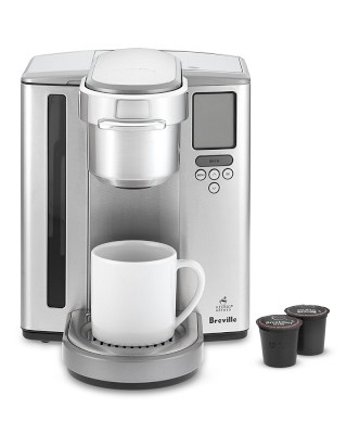I love my Breville Single-Serve Coffee Maker from Williams-Sonoma.com