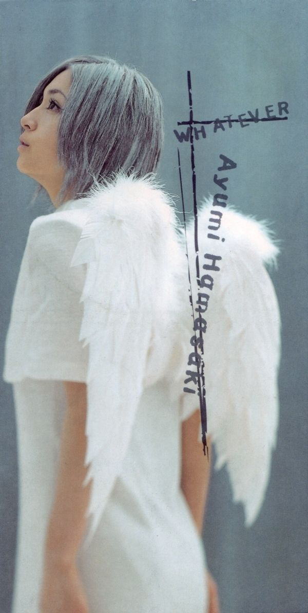 Artist Ayumi Hamasaki Singles: Whatever (Single) Released 1999.02.10 Tracklist 1. WHATEVER Version M 2. WHATEVER Version J 3. WHATEVER Version M (Instrumental) 4. WHATEVER Version J (Instrumental)
