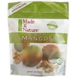 Made In Nature Organic Dried Mangos, 3-Ounce Bags (Pack of 6) (Grocery)By Made In Nature