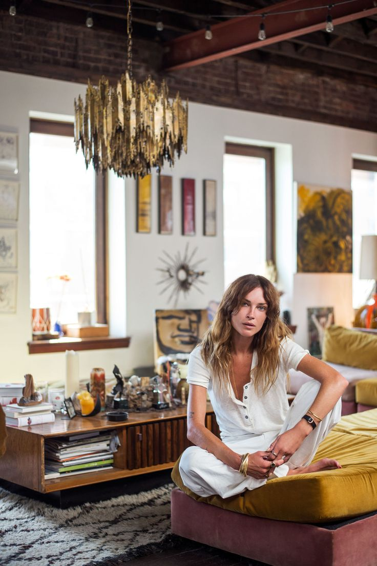 Erin Wasson Wants You to Buy Yourself an Engagement Ring