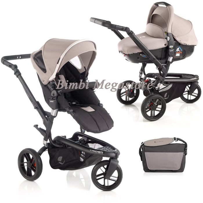 Jane - Trider 2014 Matrix Light 2 colore: cream - Bimbi Megastore #jane2014 #janétrider #matrixlight2 #bimbi