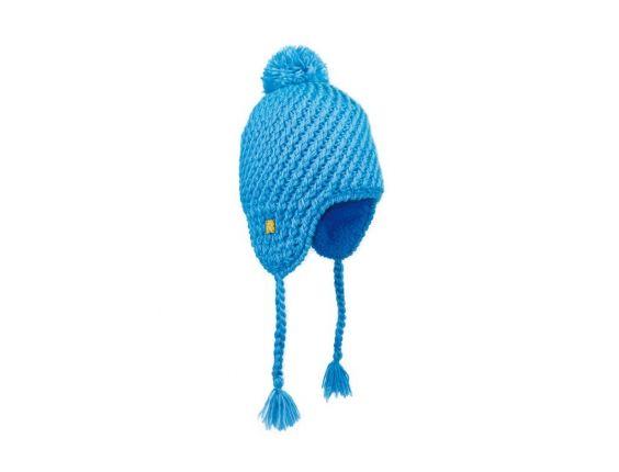 Bonnet Ice Péruvien Bleu #bonnet #rentree #ski #herman1874