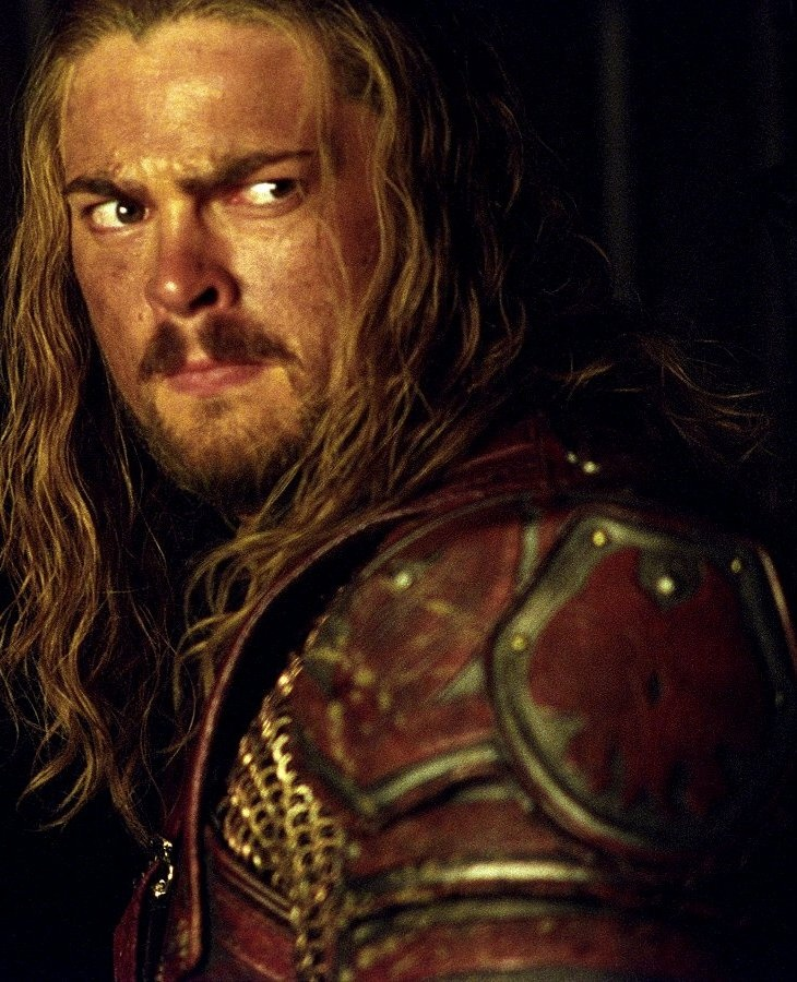 Karl Urban as Eomer (Lord of the Rings) | LOTR & The ...