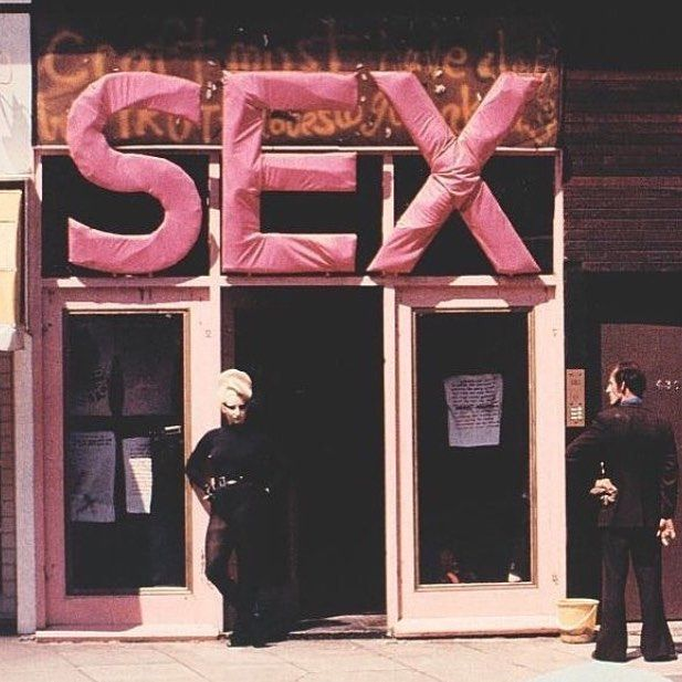 SEX | king road 1974