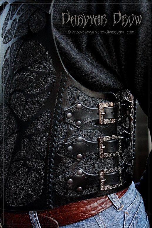 Biker+Vest+by+Darvyar.deviantart.com+on+@DeviantArt