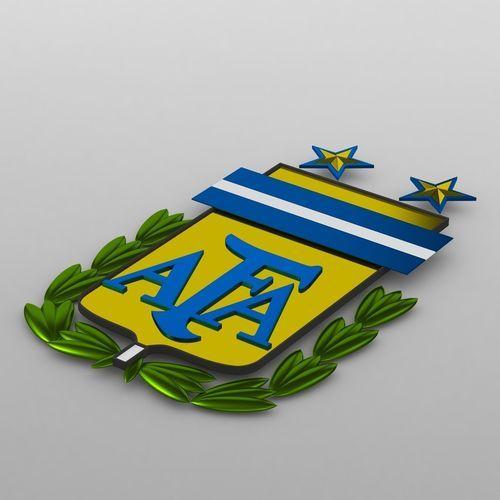argentina logo | 3D Model