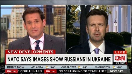 CNN's Berman Hounds Josh Earnest On Obama's 'We Don't Have A Strategy Yet' Remark | NewsBusters