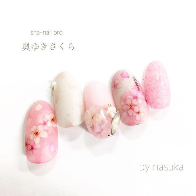 . . 2/1発売新作! . sha-nail pro 奥ゆきさくら . . 技要らずに奥ゆきのある、桜アートができちゃうシートが登場 . 初めから輪郭のぼんやりした桜と、くっきりした桜が重なり合って、美しい桜の奥ゆかしさを表現✨ 桜ネイルがしたくなるシートです✨ . . この写ネイルをデザインしたのはこの方 @_____.pippi._____ . . . #gel #gelnail #nail #nailart #ジェル #ジェルネイル #ネイル #ネイルアート#ネイルデザイン #セルフネイル #指甲彩绘#指甲#指甲美容沙龙#凝胶指甲#美甲#ネイルチップ#ネイルシール#네일아트#네일#샤네일 #ネイルサンプル#シンプルネイル#写ネイル#shanail #レジンアクセサリー #春ネイル#桜ネイル#sakura #フラワーネイル