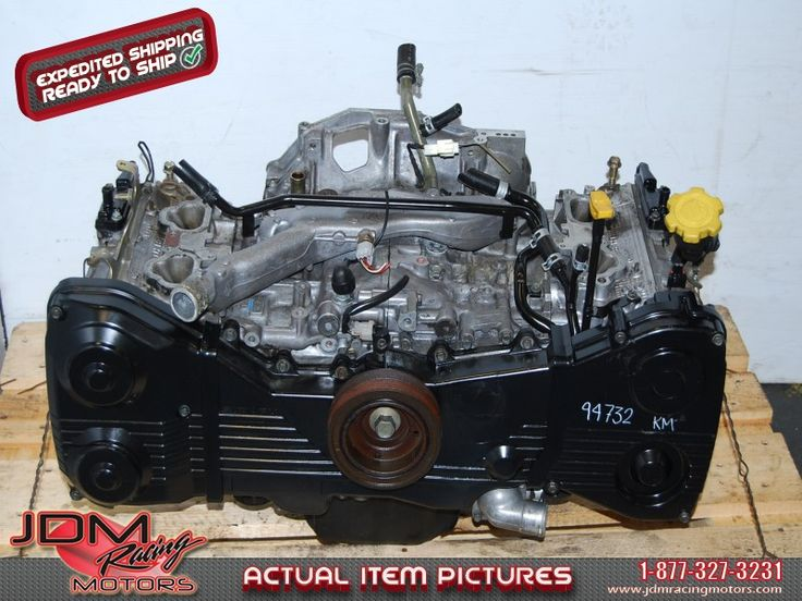 JDM Subaru WRX 2002-2005 EJ205 Engine Block Only.  Find this item on our website: http://www.jdmracingmotors.com/engine_details/1824  Tags: #JDM, #Subaru,# WRX, #2002, #2003, #2004, #2005, #EJ205, #Turbo, #DOHC, #Impreza, #Block