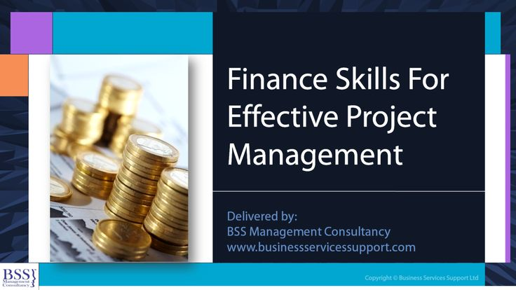 Why is financial planning important in project management Understanding financial terminologies and basic concepts Understanding financial policies and their impact on project financial management- e.g prudence and consistency What is the difference between Revenue vs. Capital Expenditur