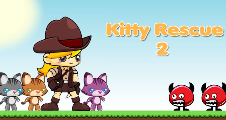 Kitty Rescue 2 on Google Playstore