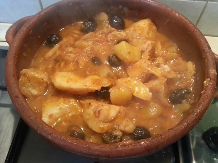 PISCISTOCCU ALLA REGGINA..... | Rosso 'nduja The spreadable salami is my favorite prepare dinner's cheat