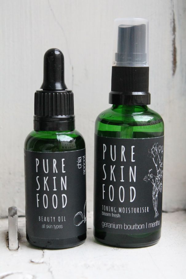 BEAUTY TREND   Oil Cleansing with PURE SKIN FOOD   ONCE UPON A CREAM   Vegan Beauty Blog