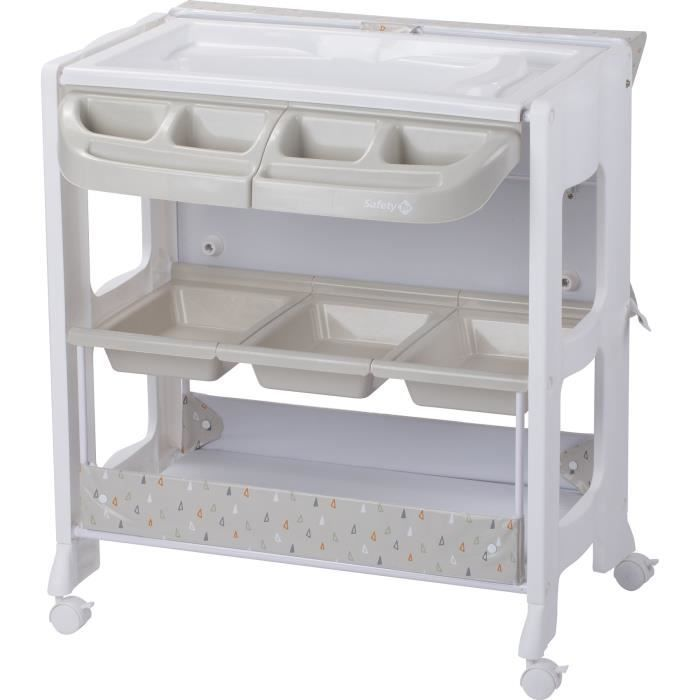 Safety 1st Table A Langer Dolphy Warm Grey Table A Langer