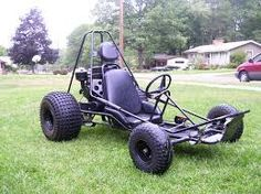 Image result for free off road go kart frame plans
