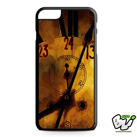 Old Vintage Clock iPhone 6 Plus Case | iPhone 6S Plus Case