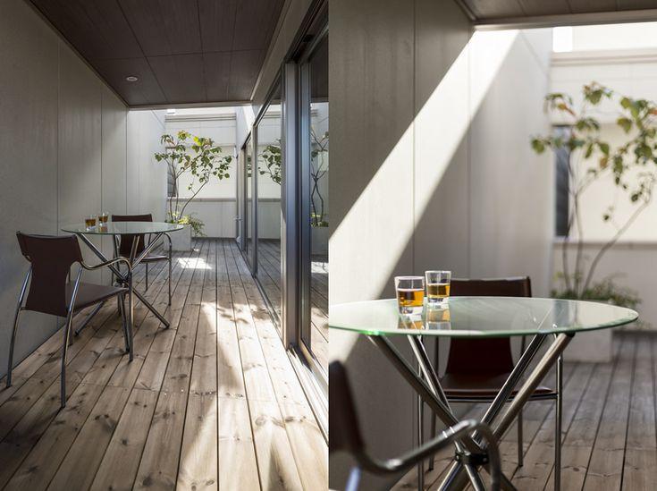 外室のある住まい|Premium Design Selection