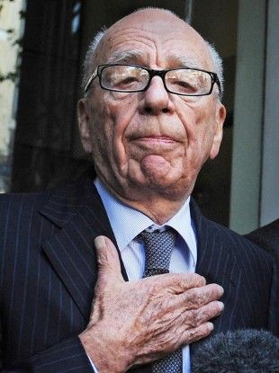 "Murdoch has said he is ""considering"" getting rid of the controversial Page 3 from The Sun newspaper."