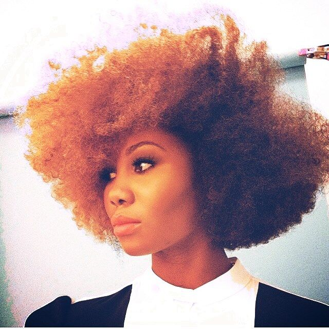Curly Natural Hair Beauty