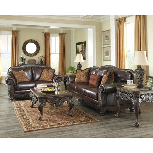 Best Ashley Furniture Images On Pinterest Living Room